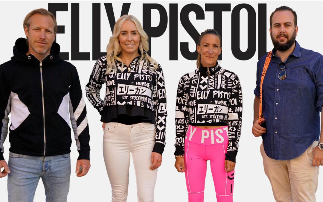 """Elly Pistol tar in ny delägare: """"Juli månad var näst bästa månaden någonsin"""""""